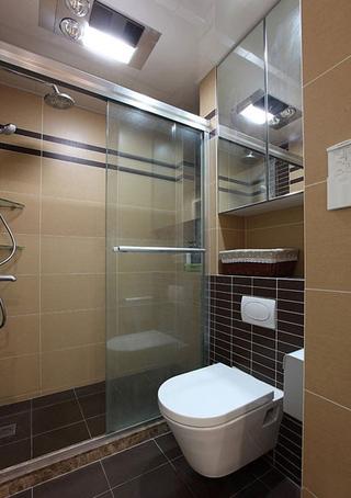 卫生间推拉门装修效果图 简单家居空间