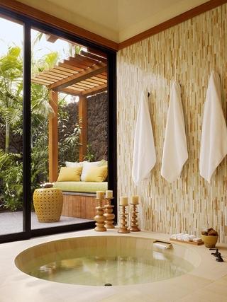 东南亚风格套图洗手台