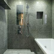 89平日式温馨复式楼欣赏卫生间设计
