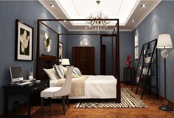 新古典风格住宅欣赏卧室