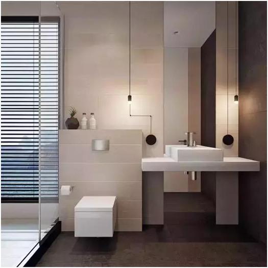 卫生间干湿分离很重要,隔断方式要怎么把控?