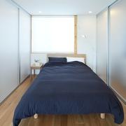 117平日式风格别墅欣赏卧室