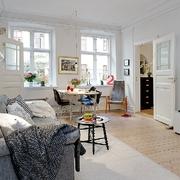 简约公寓设计客厅