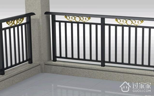 阳台护栏的种类有哪些