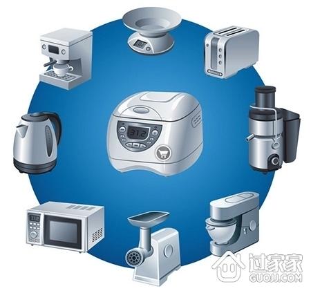 厨房电器的种类及选购