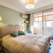 50平米现代小户型欣赏卧室