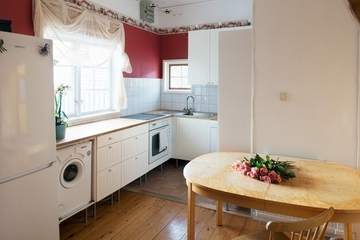 多彩北欧三居室欣赏厨房橱柜设计