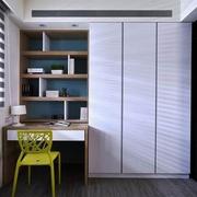 简约风格小清新公寓书房