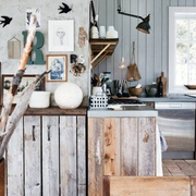 探寻材质本身质感的现代风格厨房