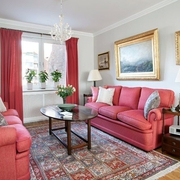 精装小户型空间欣赏客厅陈设