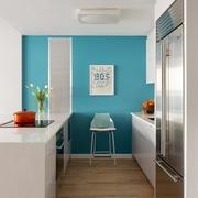 现代小户型设计效果图厨房设计
