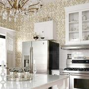 繁花散作壁纸控的家欣赏厨房