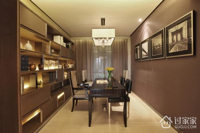 85平现代简约三居室欣赏