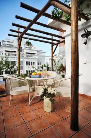 金典地中海风格欣赏阳台
