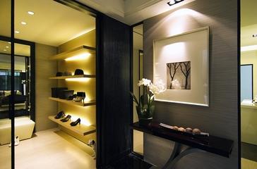 简约装饰设计鞋柜