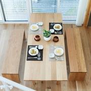 117平日式风格别墅欣赏餐厅效果