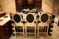 新古典装饰效果图餐桌椅设计