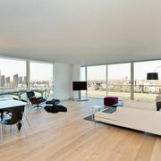 现代简约开放式客厅套图欣赏