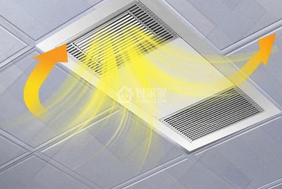 卫生间用灯暖浴霸好?还是风暖浴霸好?很多家庭都选错了!