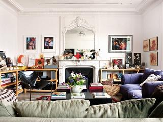 欧式复古小公寓欣赏