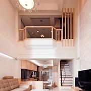 124平日式风格住宅欣赏客厅