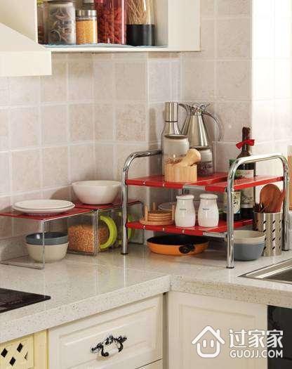 厨房收纳架的分类知识