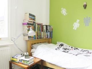 117平纯净简约公寓欣赏儿童房