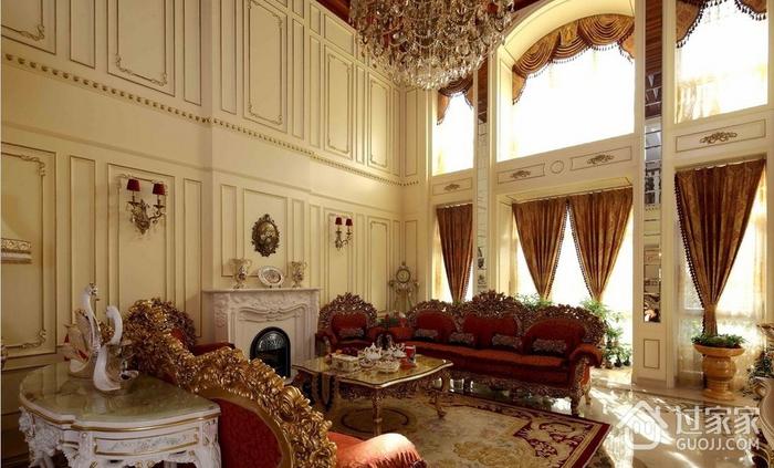 古典欧式别墅欣赏