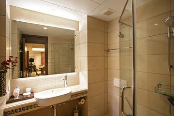 中式风格浴室装修图