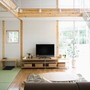 日式MIUI清爽住宅欣赏客厅设计