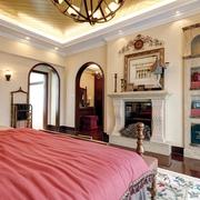 美式别墅设计套图欣赏