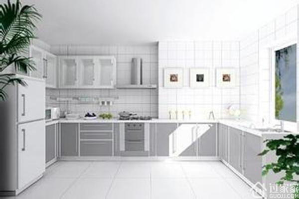 颜色搭配,更显个性!厨房装修效果图欣赏