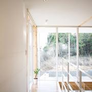 日式MIUI清爽住宅欣赏过道设计图