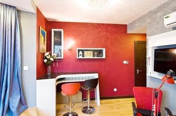 68平欧式住宅两居室欣赏