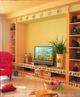 地中海风公寓客厅电视柜