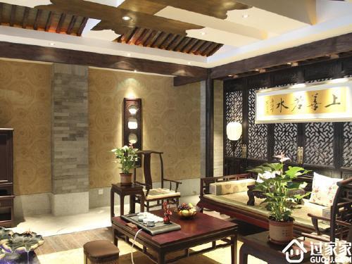硅藻泥家居装修之硅藻泥餐厅背景墙的五种风格