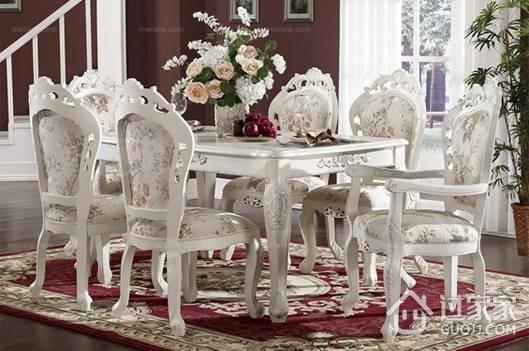 最新家庭餐桌椅报价