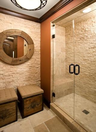 法式别墅套图欣赏淋浴间
