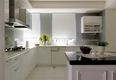 欧式风格设计开放式厨房