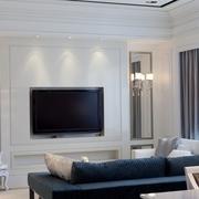 客厅背景墙装修效果图 打造时尚家居
