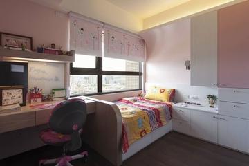 132平休闲现代雅居欣赏儿童房设计