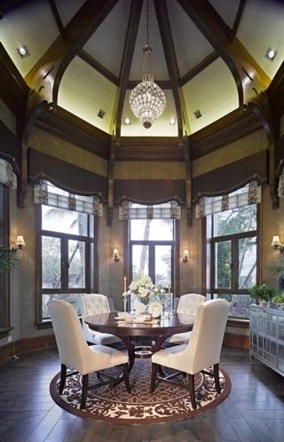 美式风格装修效果图休闲厅