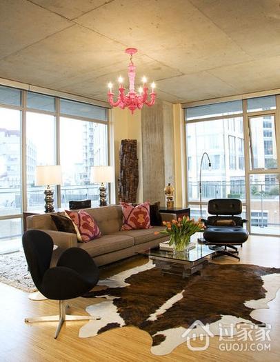 现代风复式住宅欣赏