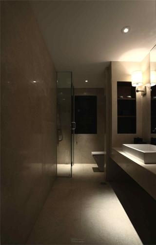 浴室灯饰装修效果图