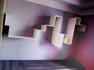 82平现代舒适住宅欣赏卧室