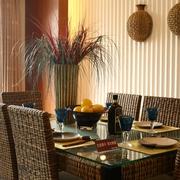 中式风格餐厅装修图