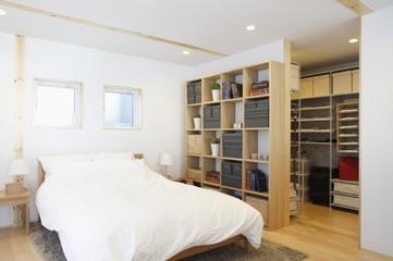 86平日式风格复式楼欣赏卧室摆件