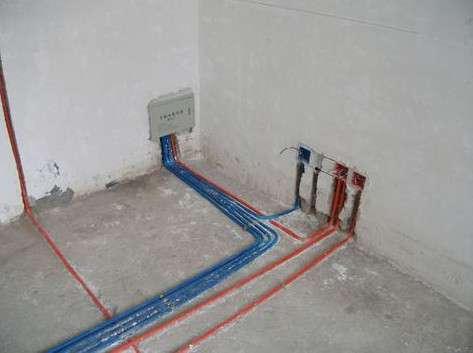 二手房装修步骤二,隐蔽工程施工