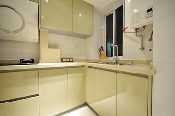 时尚简单 厨房橱柜装修效果图