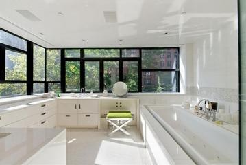 顶级奢华现代别墅欣赏卫生间